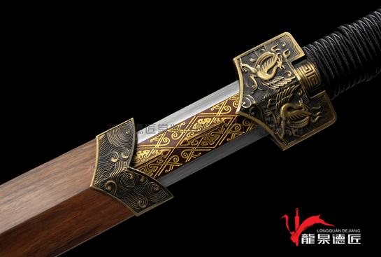 八面汉剑-高碳钢