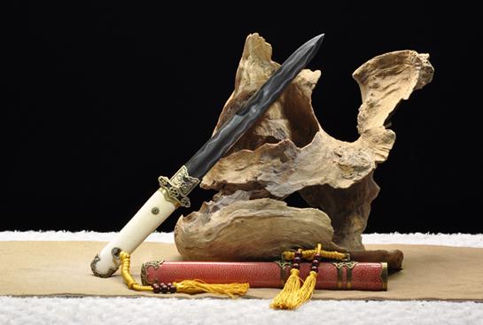 短款小唐剑-百炼钢烧刃