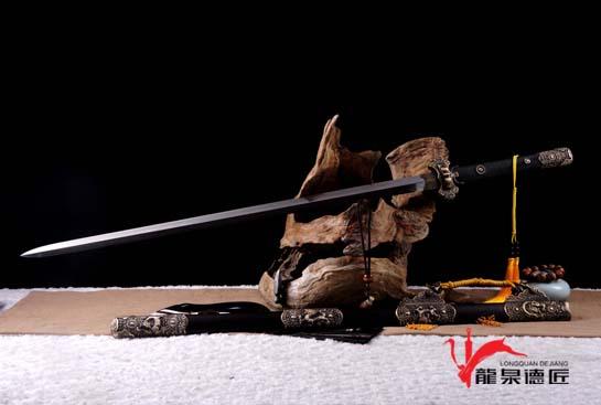 麒麟唐剑-百炼钢烧刃