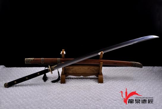 蝙蝠苗刀-锰钢定制版