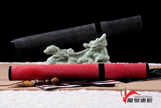 精品短剑-百炼钢烧刃