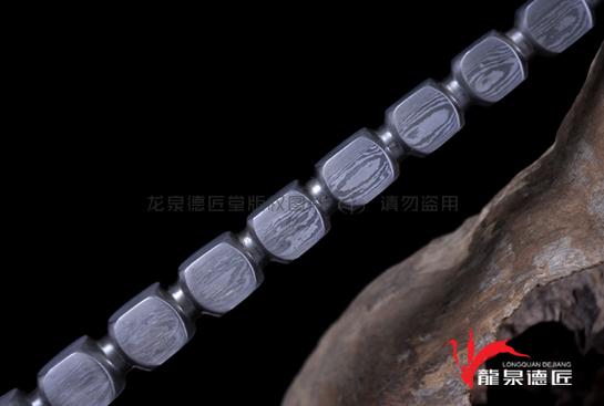宝塔神鞭-百炼花纹钢