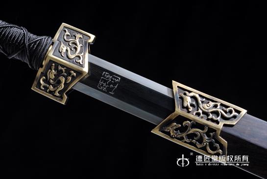 名剑—赤宵-夹钢(三枚合)