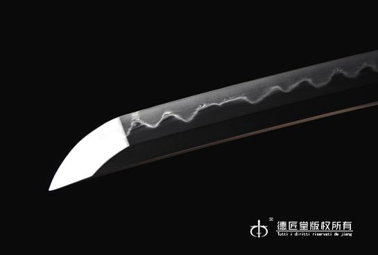 暮风打刀-百炼钢烧刃-独家格斗研
