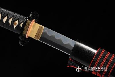 宗匠打刀-百炼钢烧刃-独家格斗研