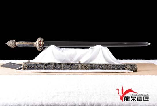 明·永乐剑-自炼钢