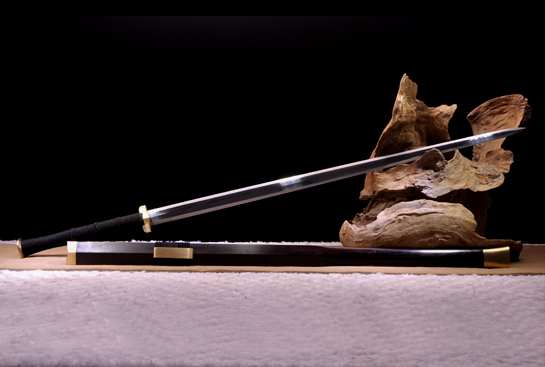 素铜八面汉剑-羽毛钢