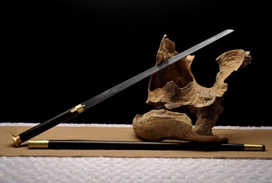铜装拐杖刀-预定款