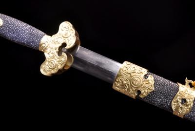 高性能齐福剑-百炼钢