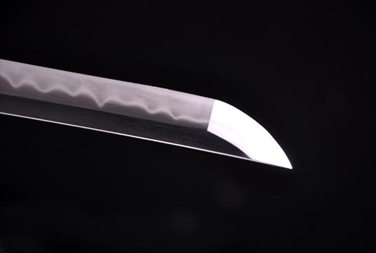 堀川国广-自炼钢甲伏锻(包钢)-独家格斗研