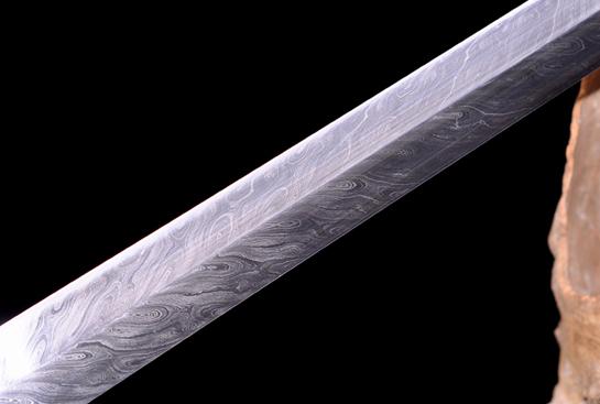 泉宗康熙佩剑-经典版-羽毛钢
