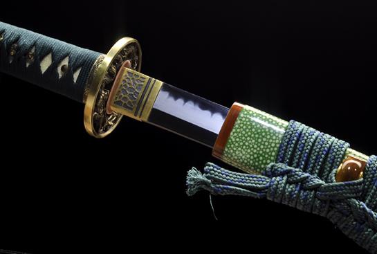风斩-T10钢烛火刃