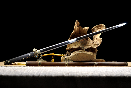 乾坤唐剑-羽毛钢