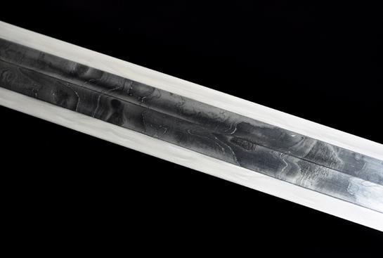 龙泉山水-自炼钢