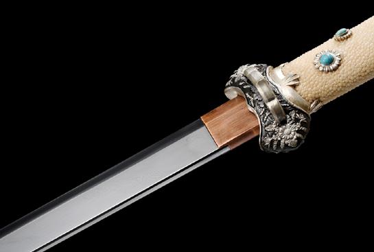 胜影唐刀-致雅版-扭转百炼钢