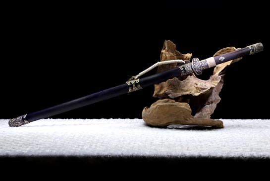 青霜双手剑-经典版-羽毛钢