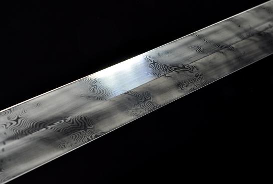 泉宗康熙佩剑-典雅版-扭转百炼钢