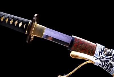 吉冈打刀-自炼钢四方锻