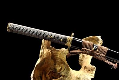 安纲武士刀-百炼钢烧刃-独家格斗研