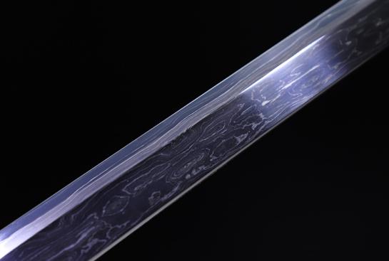 雪影唐刀-致雅版-百炼钢烧刃