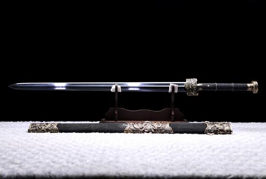上古帝王剑-典雅版-扭转百炼钢