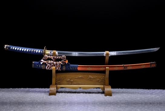 丰臣氏太刀-甲伏锻版(包钢)
