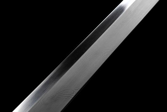 专利作品·匠运环首刀-扭转百炼钢