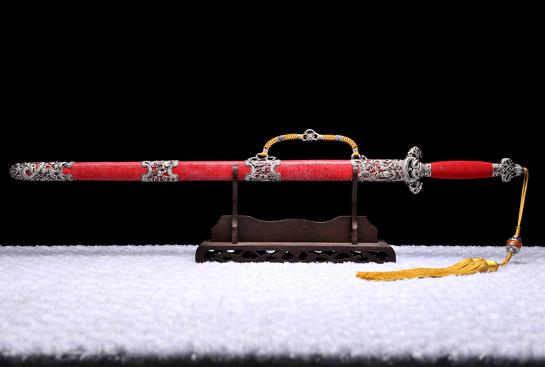 德匠堂-胜邪剑-扭转百炼钢