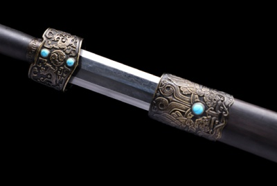 太乙剑-经典版-自炼钢(千目纹)