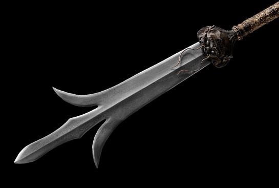 精品三尖刀-百炼钢