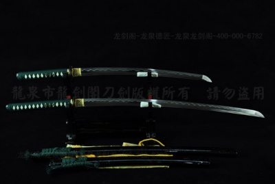 纪元武士套刀-高弹性锰钢