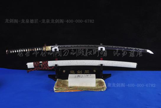 宫本武藏武士刀-高弹性锰钢