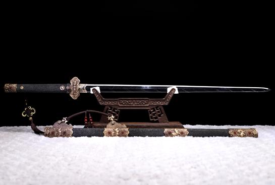瑞兽唐剑-典藏版-旋焊自炼钢