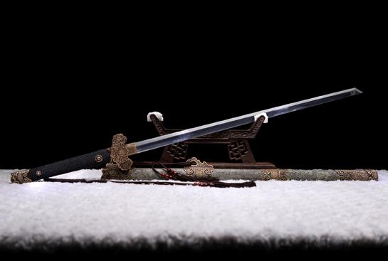 君悦唐刀-致雅版-夹钢(三枚合)