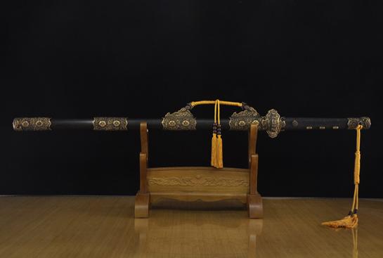 豪华唐刀-百炼钢烧刃