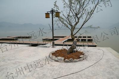 浙江某度假村碼頭