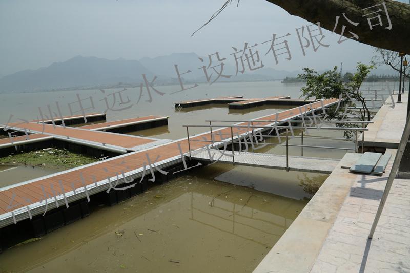 浙江某度假村码头