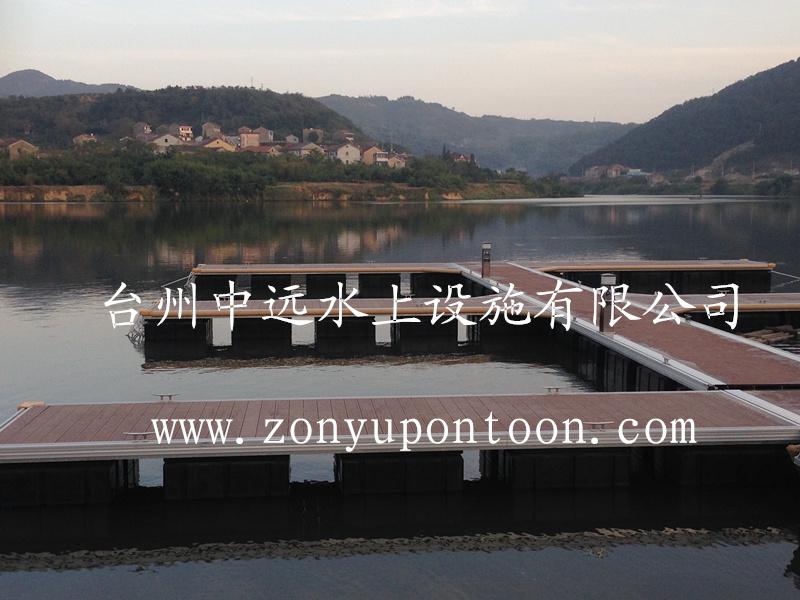 浙江某游艇码头