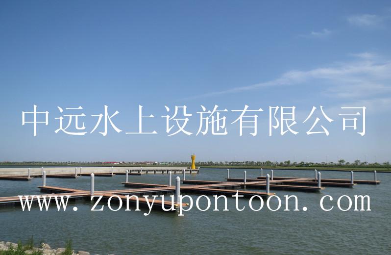 中远出品某景区高档码头