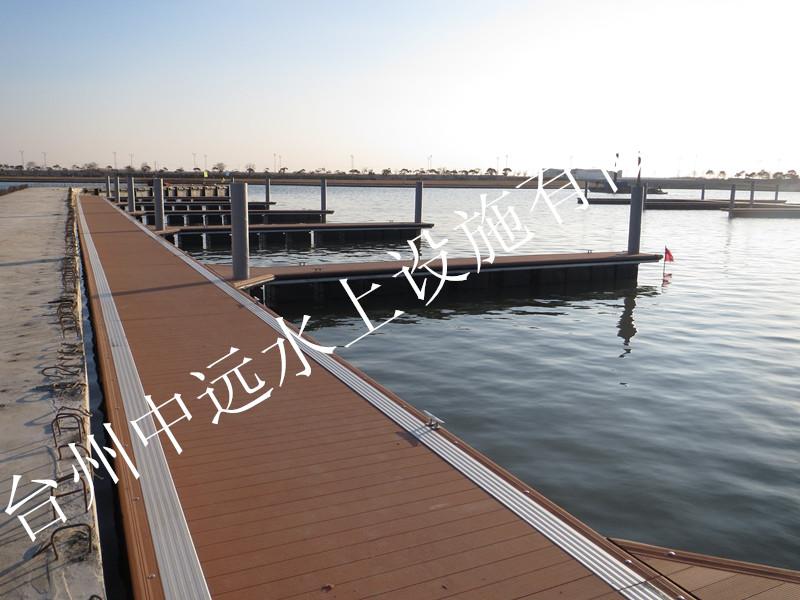 上海某酒店游艇码头