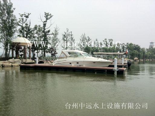 湖北某景区配套码头