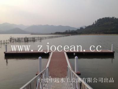 宁波某游艇码头