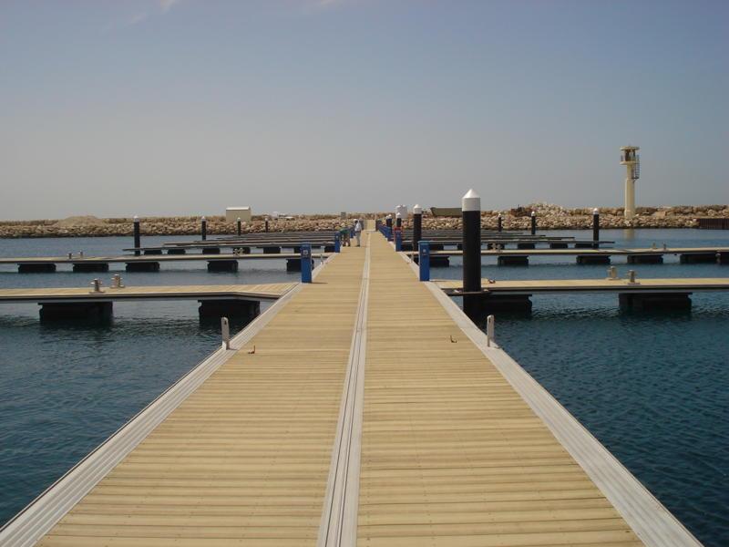 兰州某游艇码头