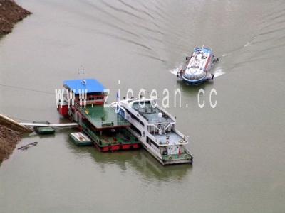 江西某趸船码头