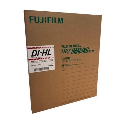 Fujifilm Medical Laser Imaging Film DI-HL-14x17in