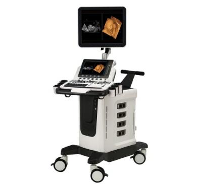 MY-A030G High resolution 19 inch display full digital color doppler ultrasound scanner machine