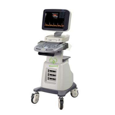 MY-A034C Trolley digital color doppler diagnostic ultrasound scanner machine