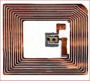 RFID整体电子结构