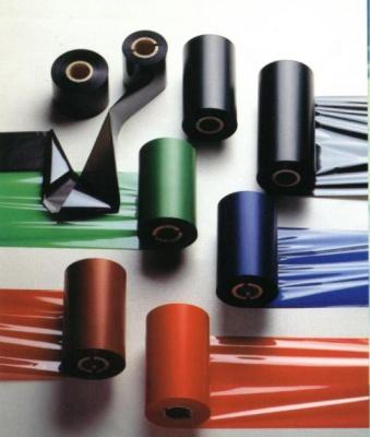各种彩色碳带