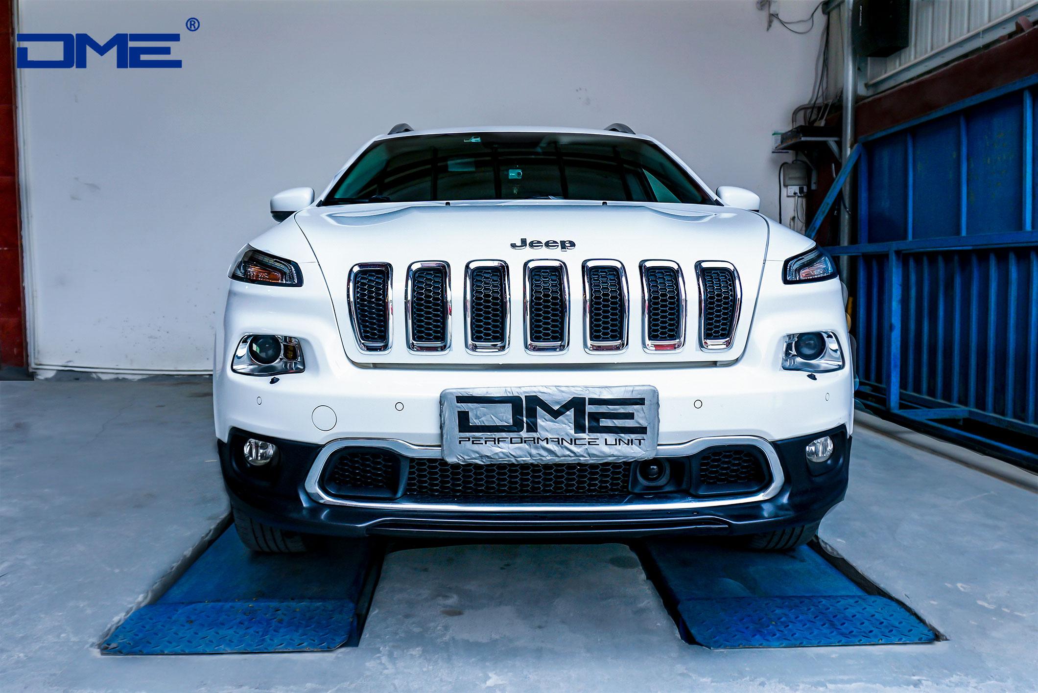Jeep自由光-2.4L-动力升级【DME外挂电脑程序】
